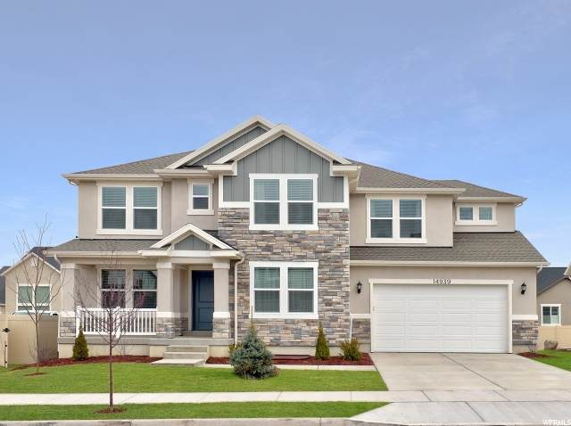 14939 S Tilton Dr, Herriman, UT 84096 (MLS #1661422) :: Lookout Real Estate Group
