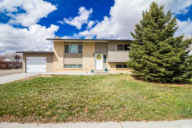 144 S Dale Ave W, Vernal, UT 84078 (#1662860) :: Red Sign Team