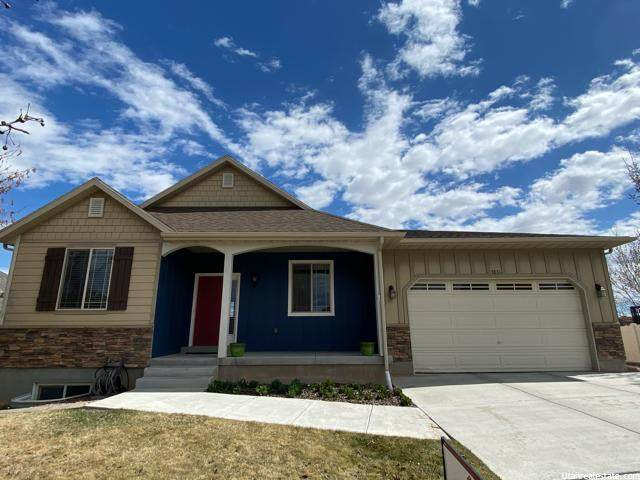 3831 S 475 W, Vernal, UT 84078 (#1663318) :: Colemere Realty Associates