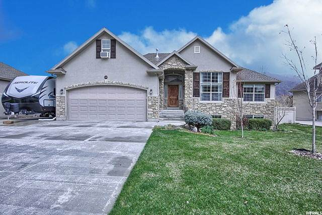 2538 E 8300 S, South Weber, UT 84405 (#1663339) :: Doxey Real Estate Group