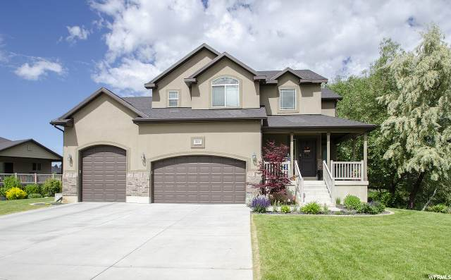 2165 N 225 E, North Ogden, UT 84414 (#1663552) :: REALTY ONE GROUP ARETE