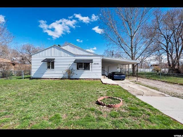 3241 S 3450 W, West Valley City, UT 84119 (#1663763) :: Bustos Real Estate | Keller Williams Utah Realtors