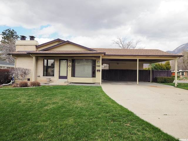 2771 E Glen Heather Ave, Cottonwood Heights, UT 84121 (#1663777) :: Red Sign Team