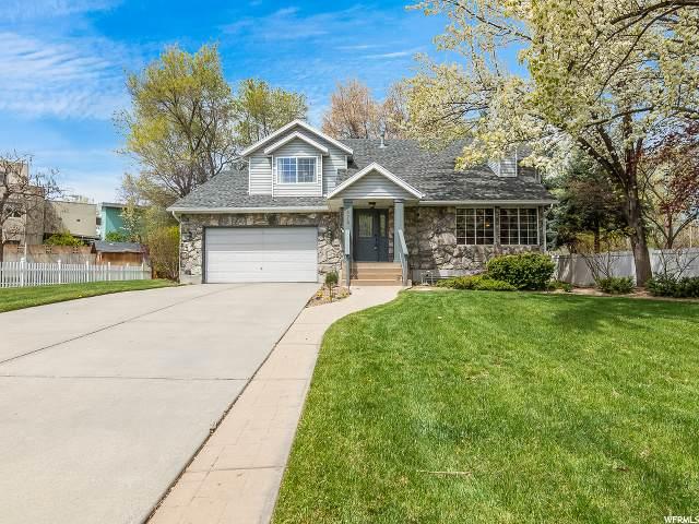 5870 S Eastwood Cir, Salt Lake City, UT 84107 (MLS #1663796) :: Lawson Real Estate Team - Engel & Völkers