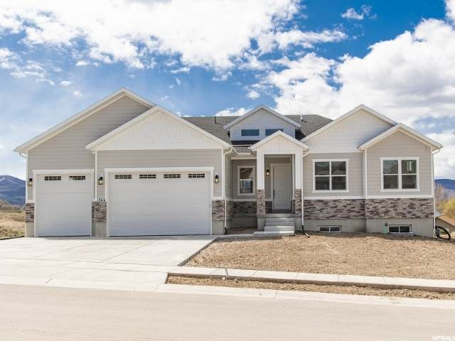 1366 E 370 N #46, Heber City, UT 84032 (#1663863) :: The Perry Group