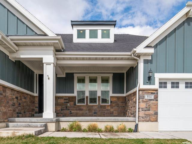 514 W Parkview Dr, Lehi, UT 84043 (#1663902) :: REALTY ONE GROUP ARETE