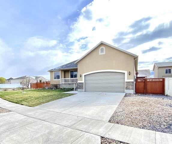 2954 S Broad Creek Dr W, West Valley City, UT 84128 (#1663938) :: Bustos Real Estate | Keller Williams Utah Realtors