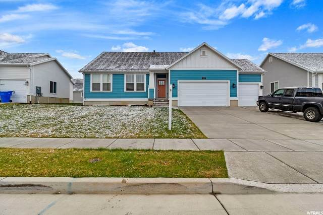 1570 N 500 E, North Ogden, UT 84404 (#1664157) :: REALTY ONE GROUP ARETE