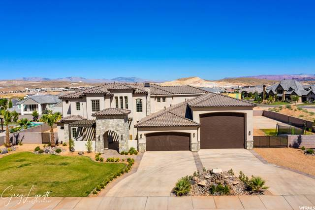 4036 S Little Valley Rd, St. George, UT 84790 (#1664168) :: The Fields Team