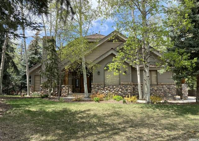 1531 W Willow Loop, Park City, UT 84098 (#1664515) :: Red Sign Team
