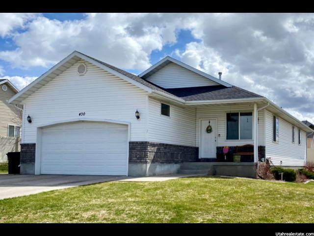 430 Meadow Ln, Providence, UT 84332 (#1664693) :: The Perry Group