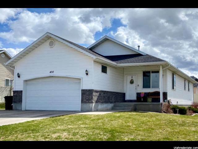 430 Meadow Ln, Providence, UT 84332 (#1664693) :: Utah City Living Real Estate Group