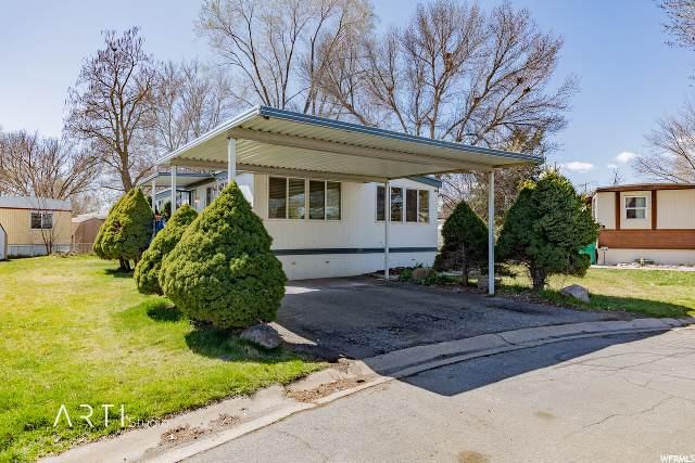 705 S Redwood Rd W #54, Salt Lake City, UT 84104 (#1664821) :: Big Key Real Estate