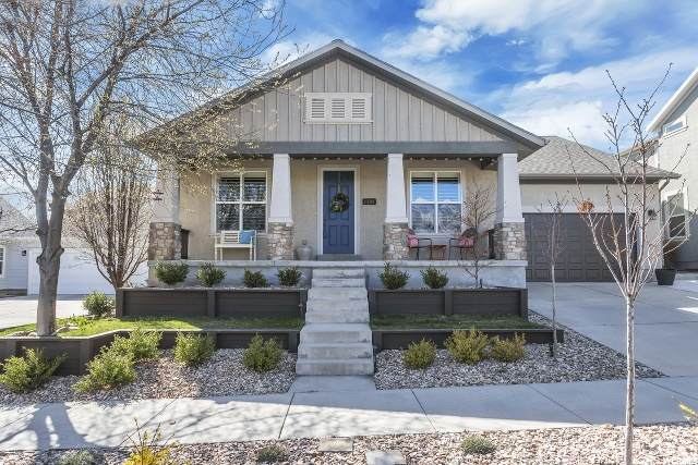 11508 S Harvest Rain Ave W, South Jordan, UT 84009 (#1665216) :: Bustos Real Estate | Keller Williams Utah Realtors