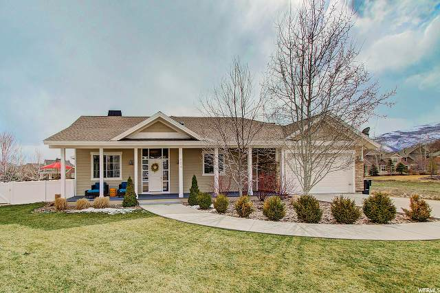 584 E Dutch Summit Ct, Midway, UT 84049 (#1665278) :: Red Sign Team