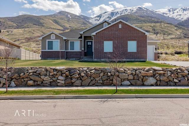 1651 S Valley Dr, Perry, UT 84302 (#1665290) :: Red Sign Team