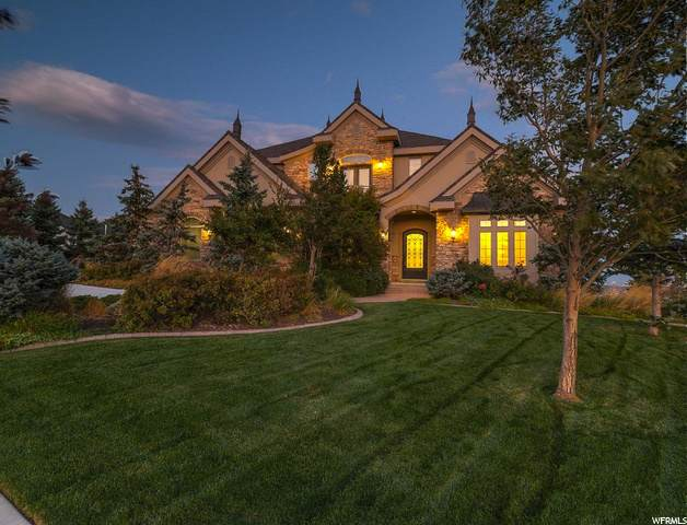 1487 W Morning View Way S, Lehi, UT 84043 (#1665474) :: McKay Realty