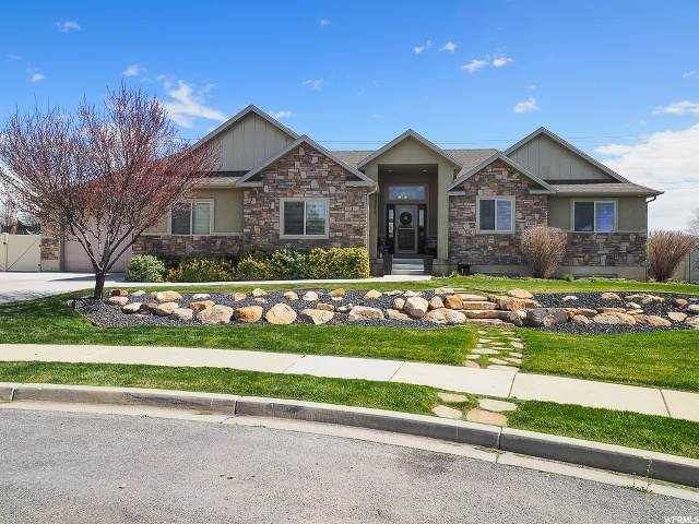 1300 N 2350 W, Lehi, UT 84043 (#1665542) :: Red Sign Team