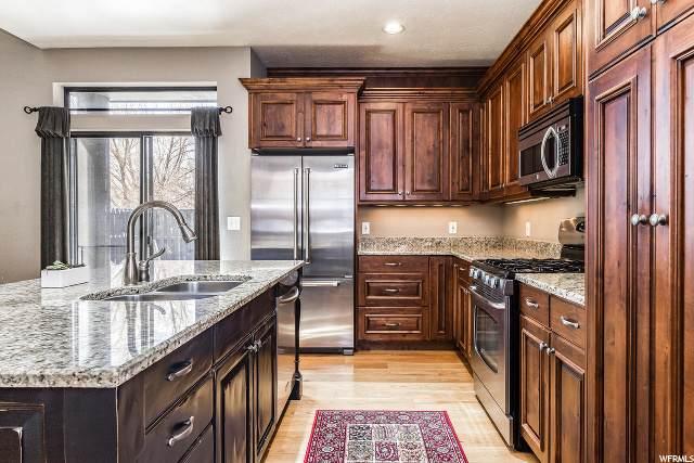 2679 Cottage Loop, Park City, UT 84098 (#1665688) :: Colemere Realty Associates