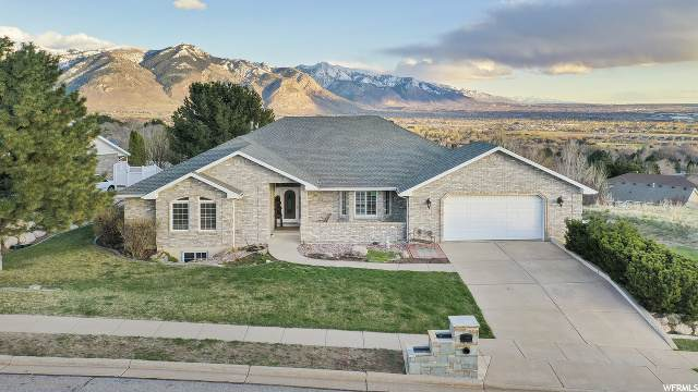 963 W 4100 N, Pleasant View, UT 84414 (#1665702) :: Big Key Real Estate