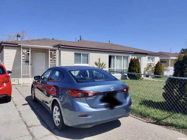 4376 W 4745 S, Salt Lake City, UT 84118 (#1665971) :: RE/MAX Equity