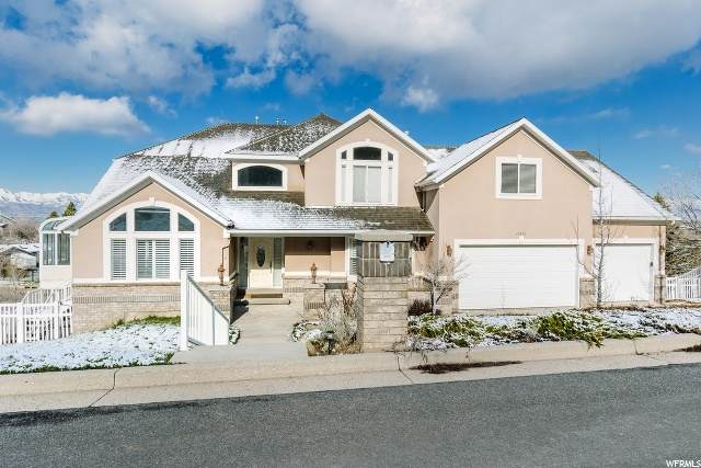 12222 S Grizzly Hollow Cv, Draper, UT 84020 (#1665991) :: Colemere Realty Associates