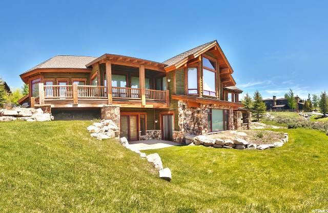 7751 N West Hills Trl, Park City, UT 84098 (#1666097) :: Big Key Real Estate