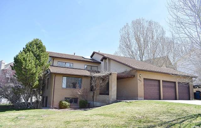 2481 Spanish Oak Dr E, Spanish Fork, UT 84660 (#1666197) :: Gurr Real Estate