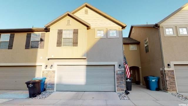 1284 N Lily Pad Dr, Spanish Fork, UT 84660 (#1666208) :: Big Key Real Estate