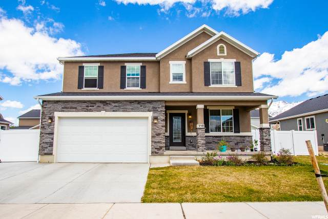 358 W 350 S, Orem, UT 84058 (#1666320) :: Doxey Real Estate Group
