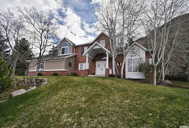 11871 S Vista Glen Ct, Sandy, UT 84092 (#1666405) :: Gurr Real Estate Team