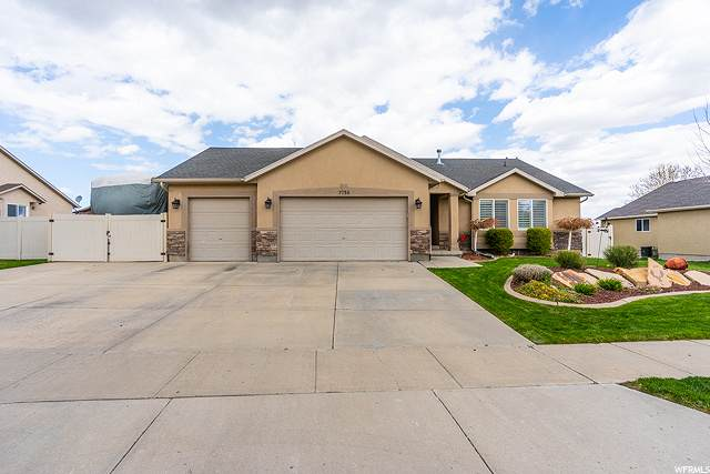 7138 W Hunter Dawn Way, West Valley City, UT 84128 (#1666708) :: Bustos Real Estate | Keller Williams Utah Realtors