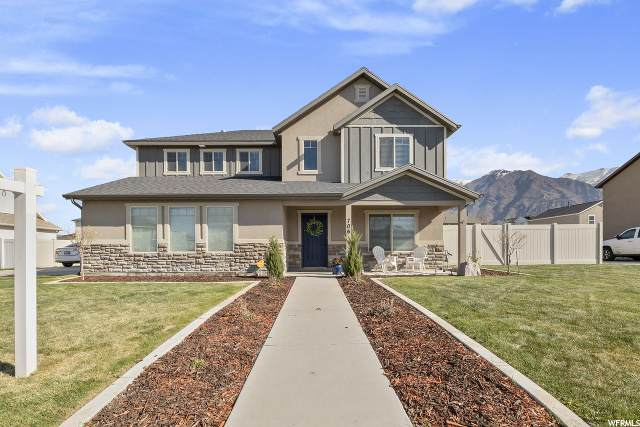 706 W 600 S, Springville, UT 84663 (MLS #1666999) :: Lookout Real Estate Group
