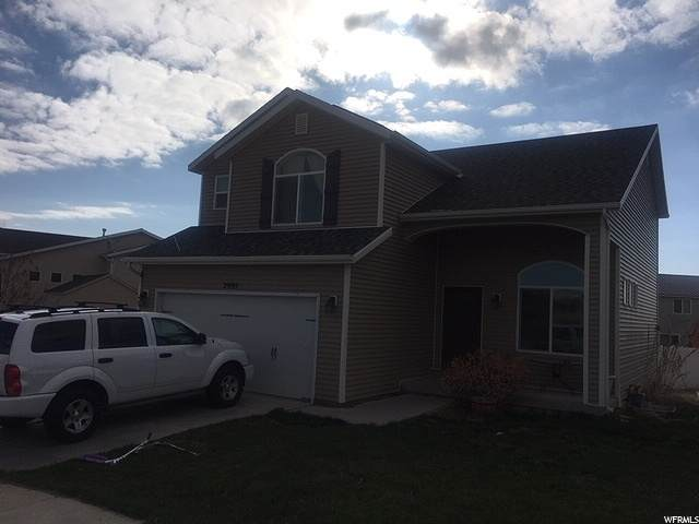2995 W Comstock Cir, Vernal, UT 84078 (#1667768) :: Doxey Real Estate Group