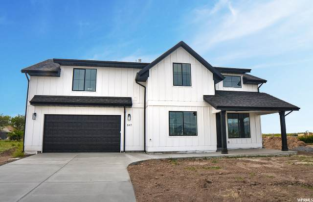 847 S 7100 W, West Warren, UT 84404 (#1668198) :: Colemere Realty Associates