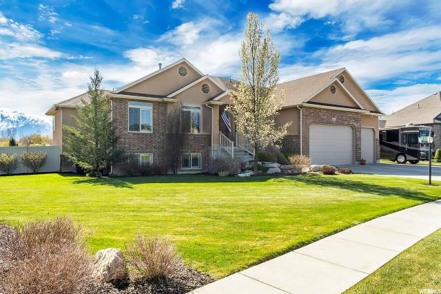 416 S 2025 W, Marriott Slaterville, UT 84404 (#1668729) :: Colemere Realty Associates