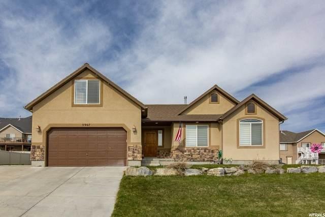 3907 S Lake Vista, Saratoga Springs, UT 84045 (MLS #1668888) :: Lookout Real Estate Group