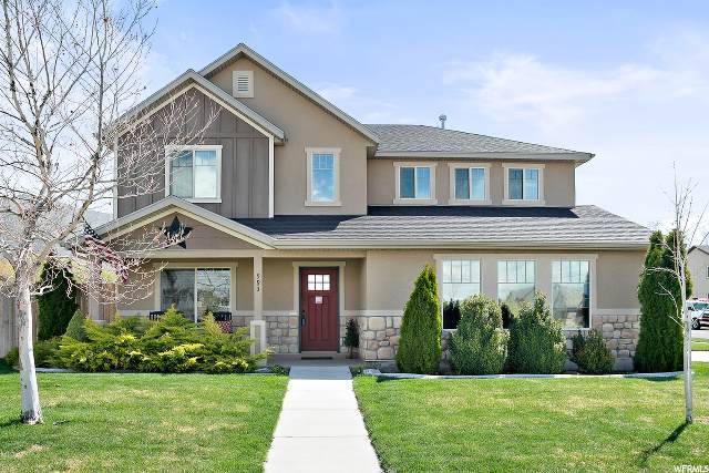 593 S 575 W, Springville, UT 84663 (MLS #1668935) :: Lookout Real Estate Group