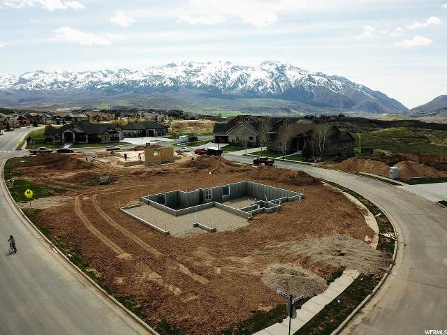 6060 N Majestic Way E #201, Mountain Green, UT 84050 (#1669079) :: REALTY ONE GROUP ARETE