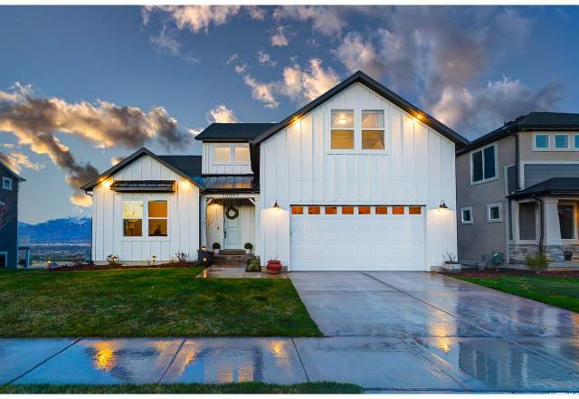 14949 S Billings Dr, Herriman, UT 84096 (MLS #1669510) :: Lookout Real Estate Group