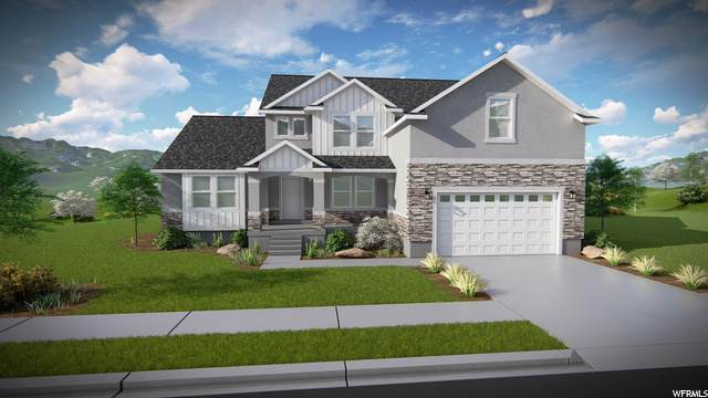 2496 E Springtime Rd #507, Draper (Ut Cnty), UT 84020 (#1669697) :: The Lance Group