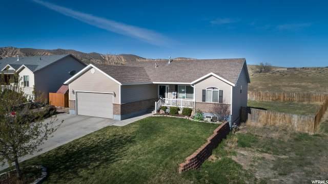 4110 S 220 W, Vernal, UT 84078 (#1669795) :: Gurr Real Estate