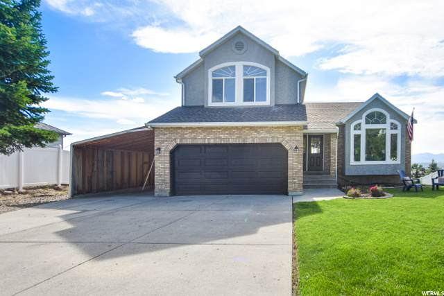 11910 S Bluff View Dr, Sandy, UT 84092 (#1669810) :: Red Sign Team