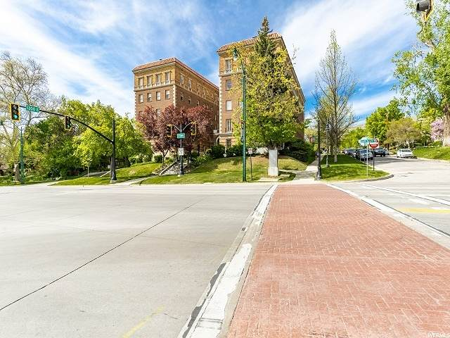 1283 E South Temple St #501, Salt Lake City, UT 84102 (#1670214) :: RE/MAX Equity