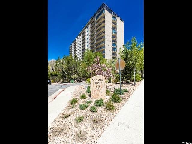 875 S Donner Way #204, Salt Lake City, UT 84108 (#1670359) :: McKay Realty