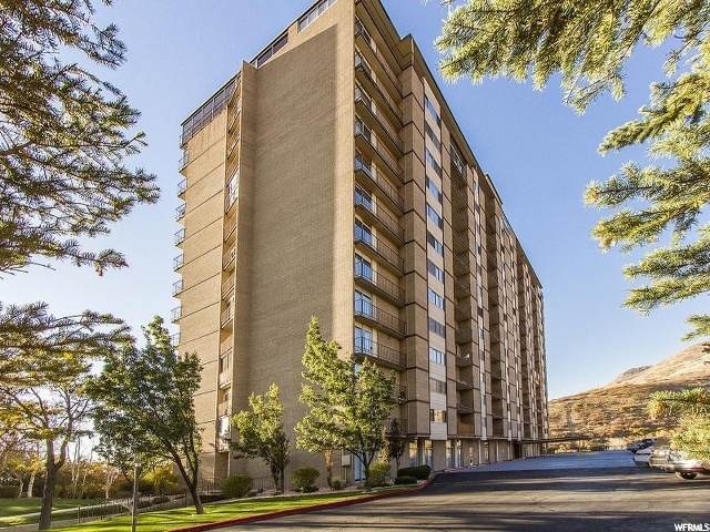 875 S Donner Way Way E #310, Salt Lake City, UT 84108 (#1670453) :: Colemere Realty Associates