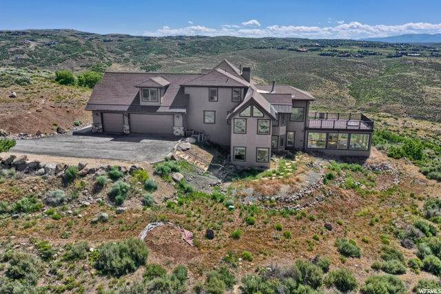 8136 Highfield Rd, Park City, UT 84098 (#1671715) :: Doxey Real Estate Group