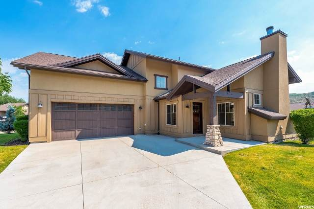 7876 E Engen Loop, Park City, UT 84098 (#1672680) :: RE/MAX Equity