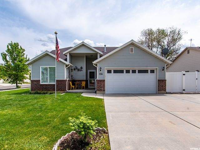 156 N Westgate Ln W, Ogden, UT 84404 (#1672802) :: The Perry Group
