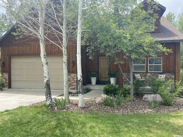 12257 N Deer Mountain Blvd, Kamas, UT 84036 (MLS #1672977) :: High Country Properties